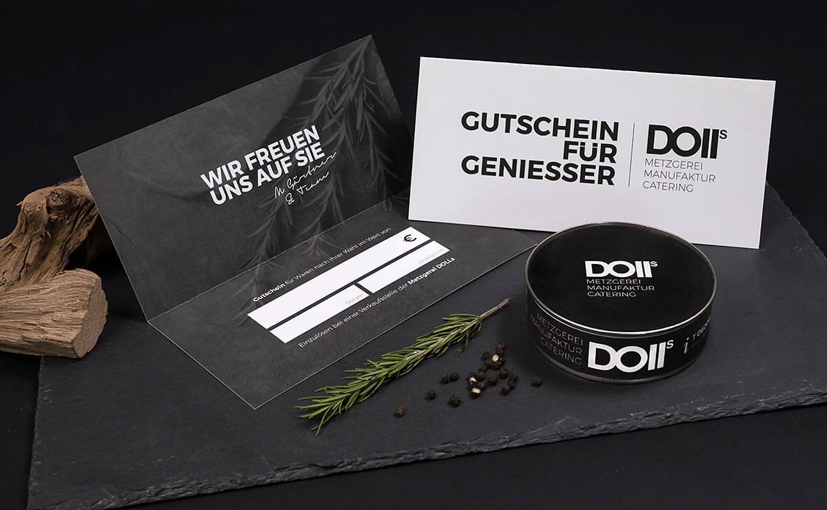 full service agentur stuttgart - dt media group - metzgerei dolls