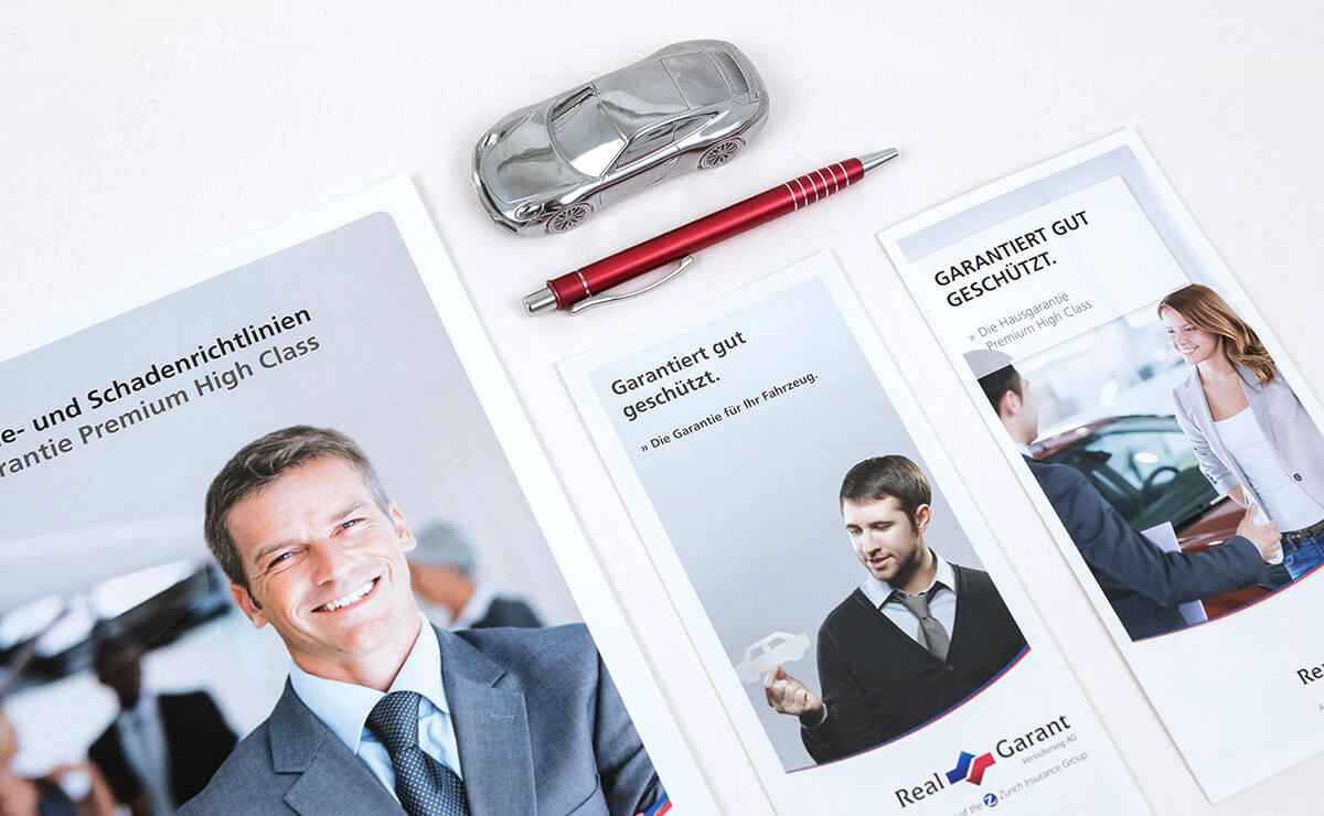 full service agentur stuttgart - dt media group - real garant versicherung ag