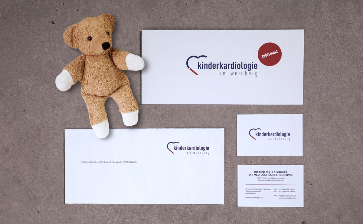 grafik designer stuttgart - dt media group - kinderkardiologie