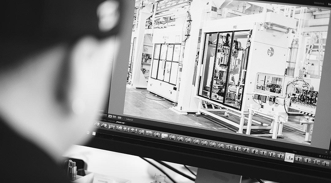 Industriefotografie bei Gehring Technologies