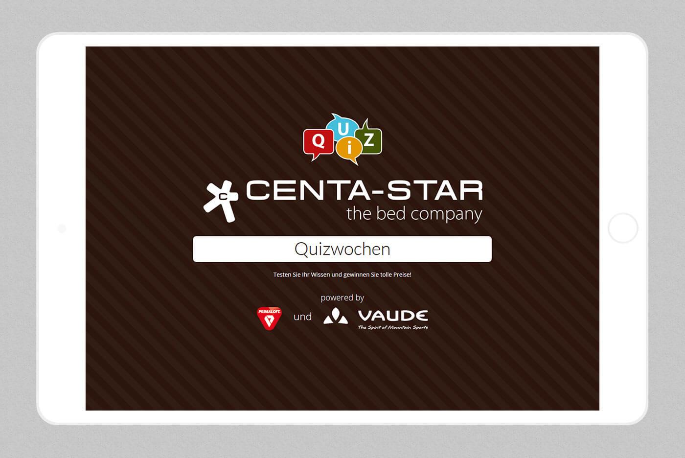 web designer stuttgart - dt media group - centa star